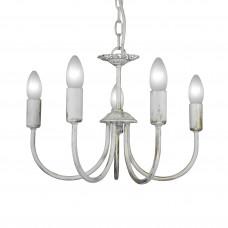 Люстра подвесная 5 ламп Bianca российского производства Петрасвет S1169-5